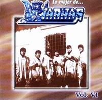 """Los Kjarkas """"Lo mejor de los Kjarkas Vol. VI"""""""